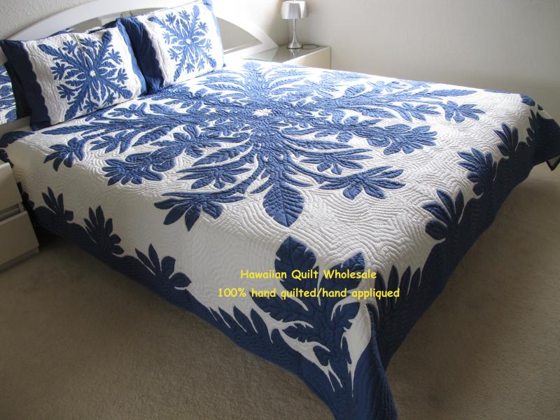 Birds of Paradise-B<br>2 pillow shams included<br><font color=red>Super Fine Materials</font>