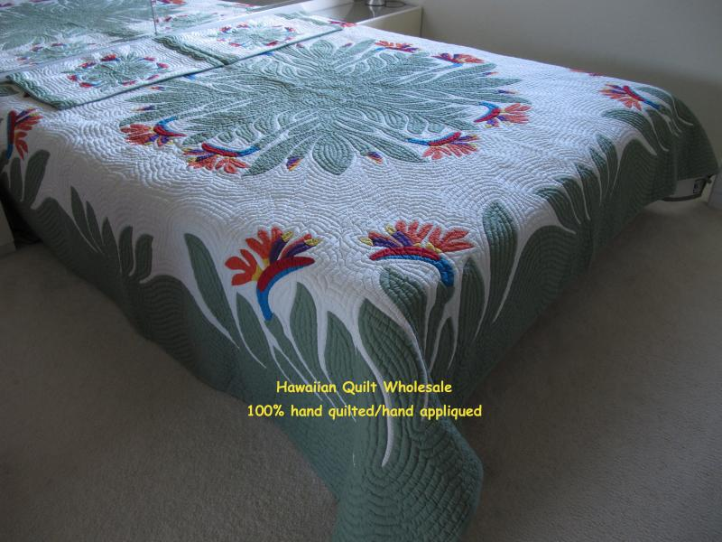 Birds of Paradise-CGMU<br>2 pillow shams included