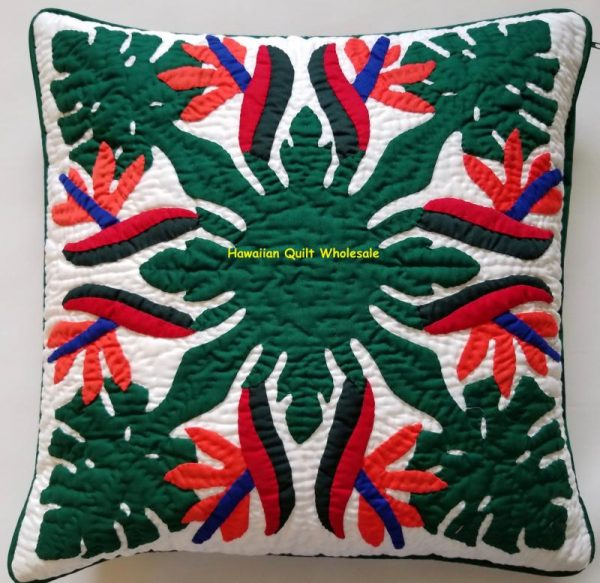 Birds of Paradise Pillow Covers MC