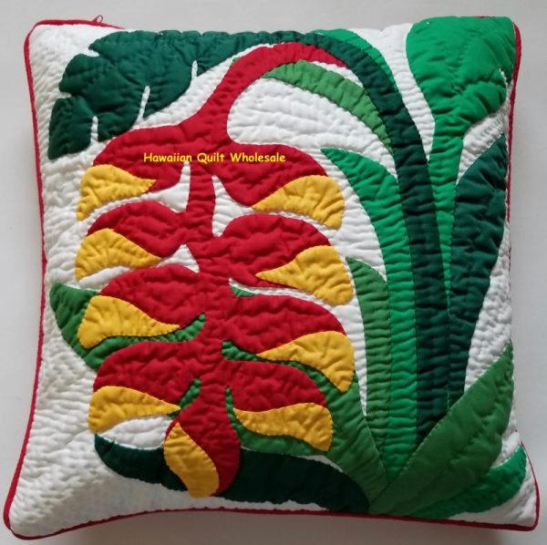 Heliconia Pillow Covers MU