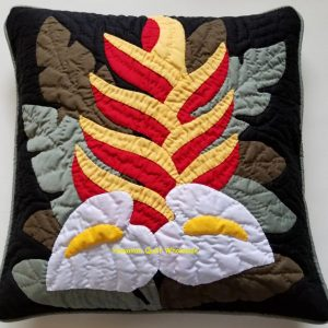 Heliconia Anthurium Pillow Covers MU