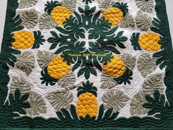 Pineapple Monstera Wall Hanging BGCGYE