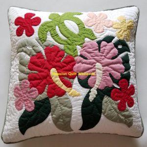 Hibiscus Sea Turtle Plumeria Pillow Covers MU