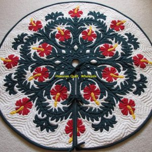 Hibiscus Tree Skirt BGR42
