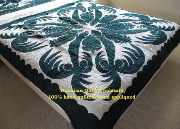 Coconut Pineapple Bedspread BGO