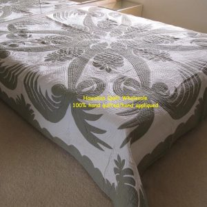 Coconut Pineapple Bedspread CG