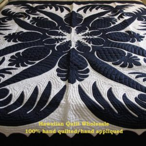 Coconut Pineapple Bedspread NB