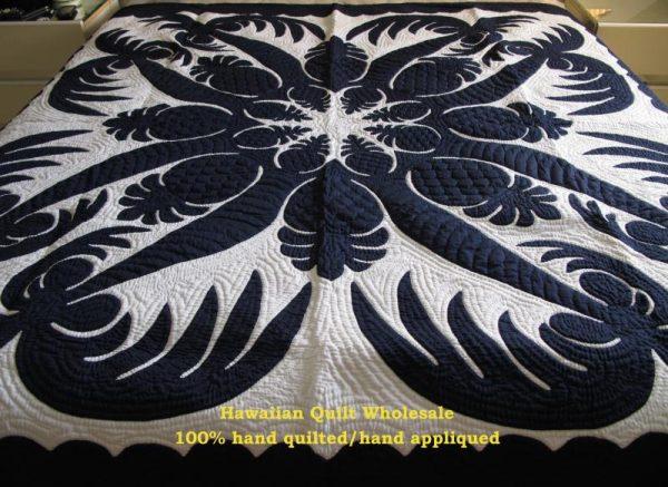 Coconut Pineapple Bedspread NB