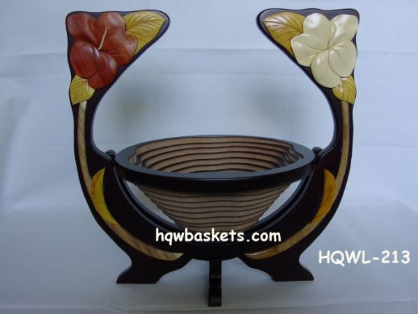 Hibiscus Basket Large ATL