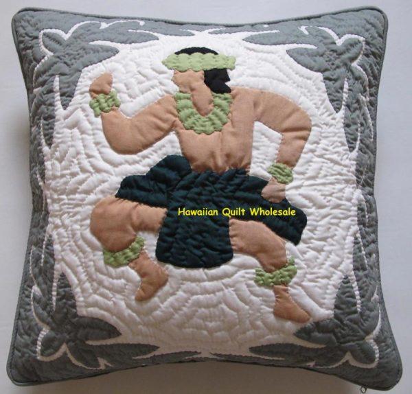 Hula Boy Pillow Cover SG