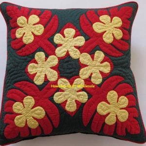 Monstera Plumeria Pillow Covers RYEDG