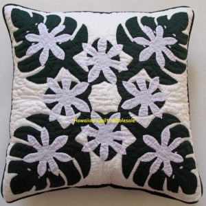 Monstera Tiare Pillow Covers BGW