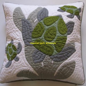 Mother & Baby Sea Turtles Pillow Covers BGOG