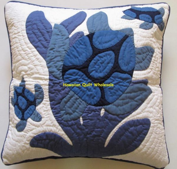Mother & Baby Sea Turtles Pillow Covers B
