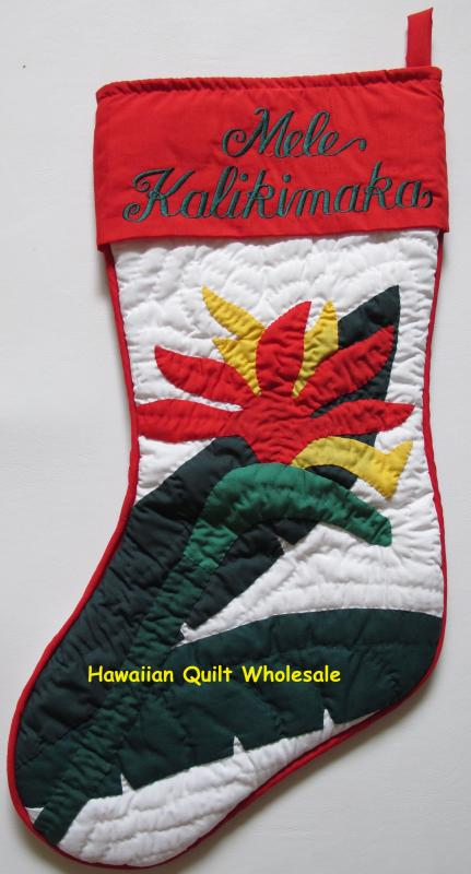Birds of Paradise Stocking MU