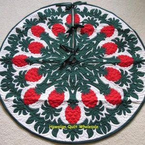Pineapple Tree Skirt BGRE42
