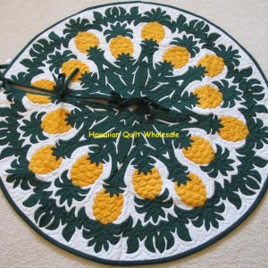 Pineapple Tree Skirt BGYE42