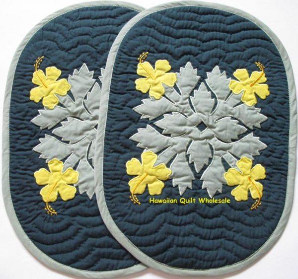 Hibiscus Placemats CGYBG