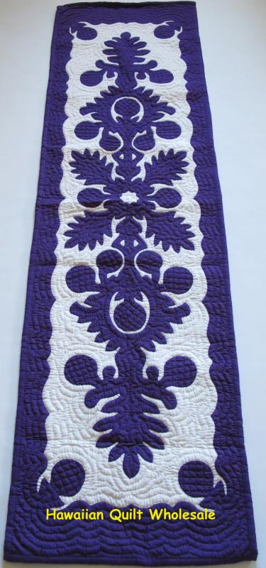 "Breadfruit Table Runner PU (70""x20"")"