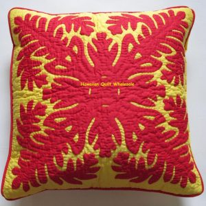 Crown and Kahili Pillow Covers RY
