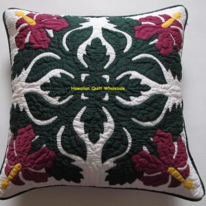 Hibiscus Pillow Covers BGM