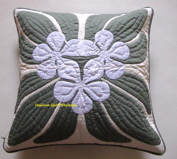 Plumeria Pillow Covers SG