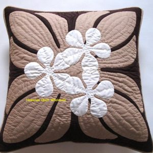 Plumeria Pillow Covers TB