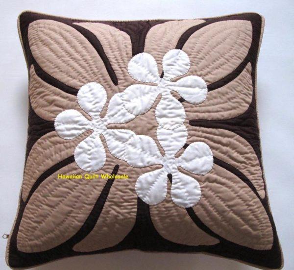 Plumeria Pillow Covers TB