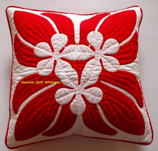 Plumeria Pillow Covers RE
