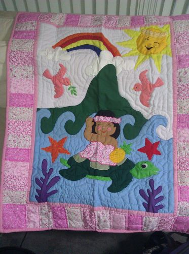 Jayli's blanket