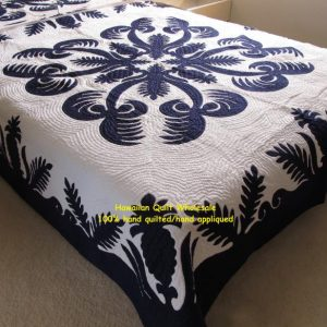 Pineapple Fern Coconut Bedspread DNB