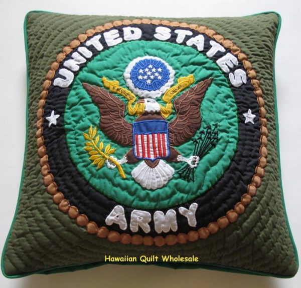 Army Pillow Cover