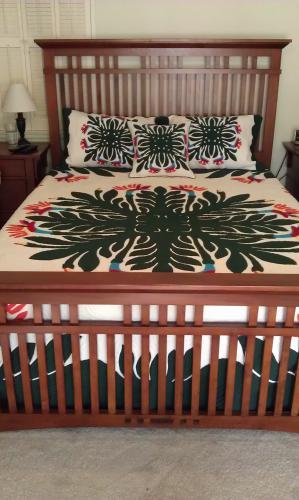 Janet's Bedspread