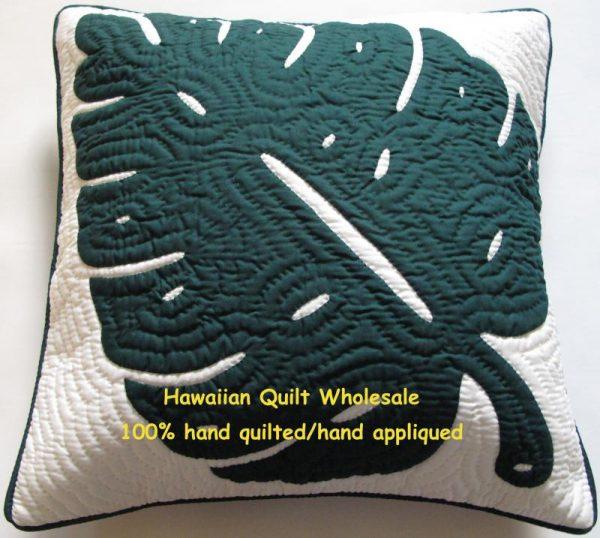 Monstera Pillow Covers BG