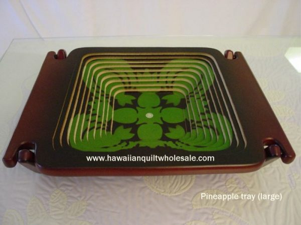 Pineapple Tray Green