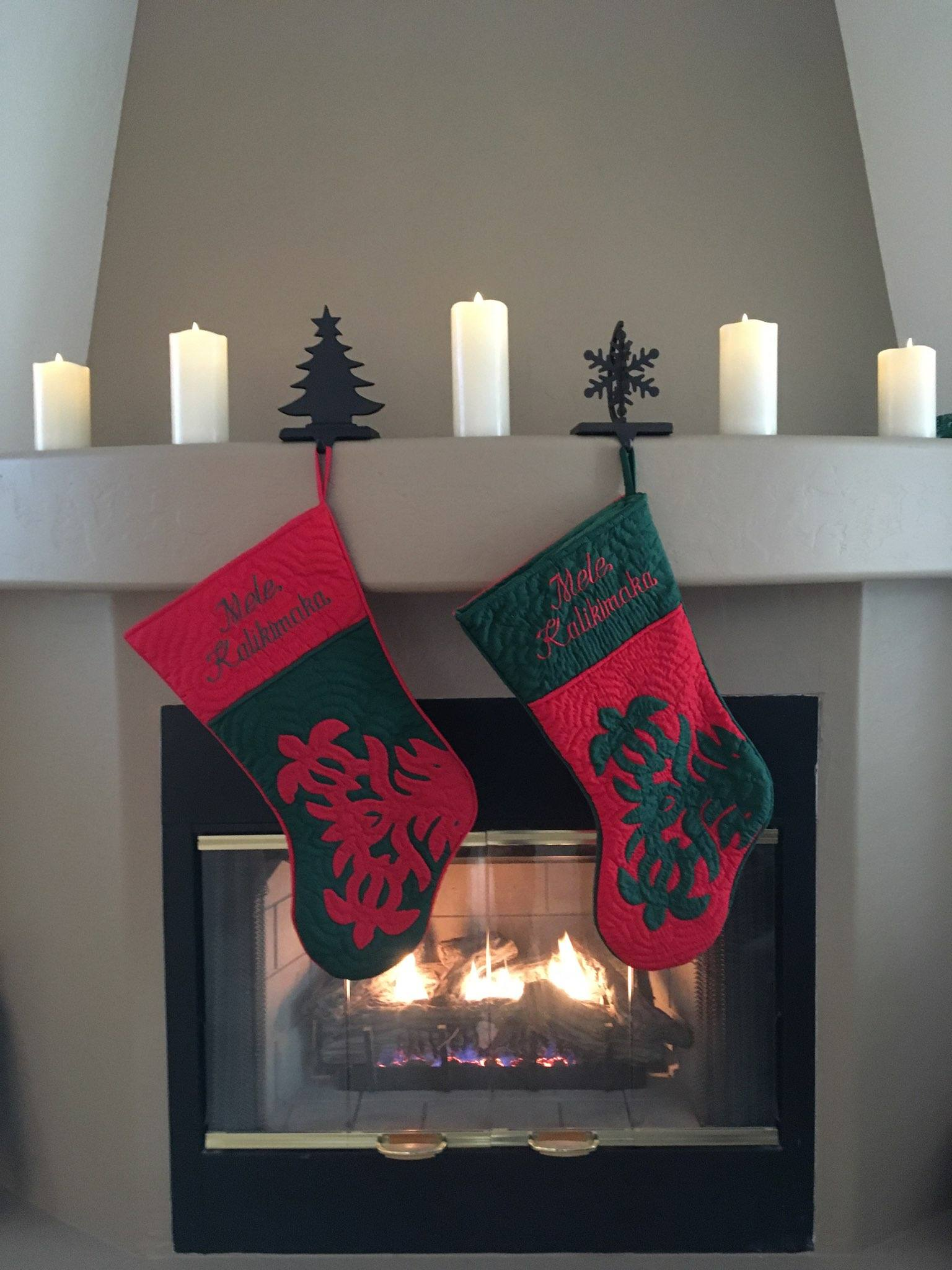 Lindy's Christmas Stockings